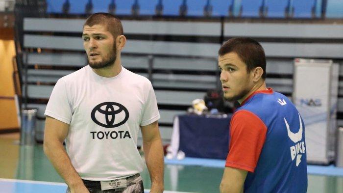 Buah Jatuh Tak Jauh dari Pohonnya, Sepupu Khabib Nurmagomedov Punya Peluang Rajai UFC