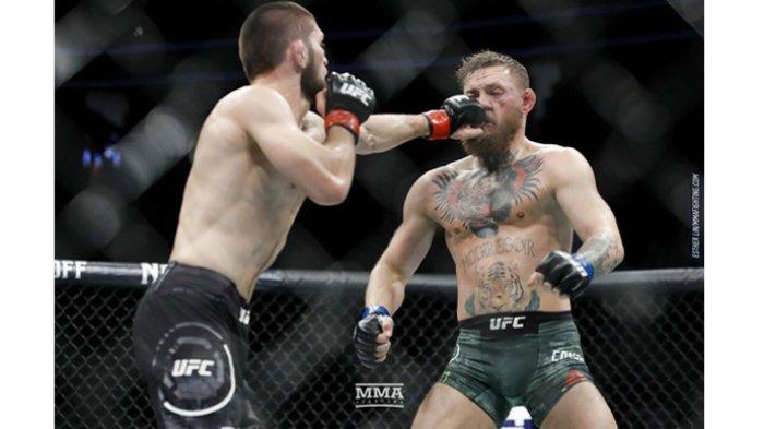 Khabib Nurmagomedov Sangat Benci Conor McGregor, Bos UFC Tak Mau Berhenti Merayu