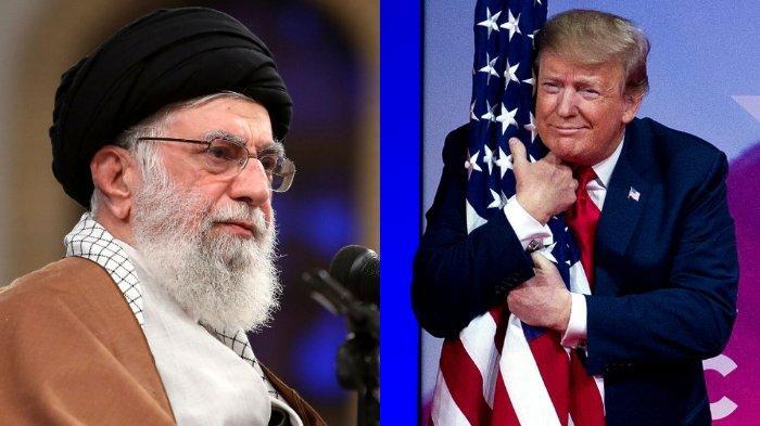 Ketika Donald Trump-Khamenei Saling Ancam, Ceritakan Detil Pembunuhan Jenderal Qassem