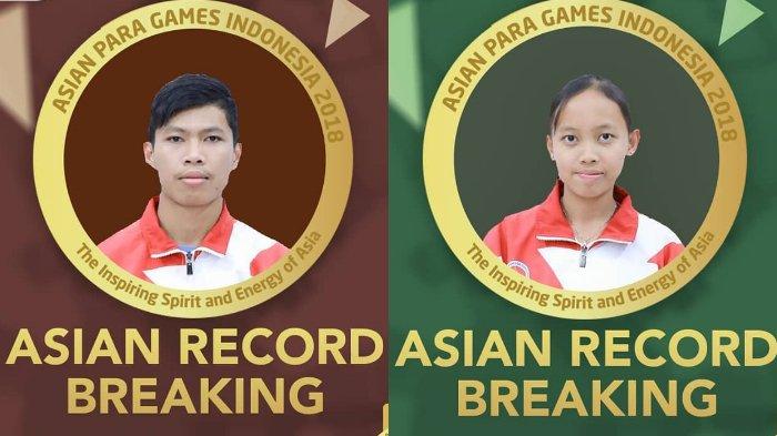 Selain Raih Emas, 2 Pelari Indonesia Ini juga Bikin Bangga karena Pecahkan Rekor di Asian Para Games