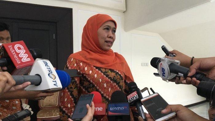 Kisah Gubernur Jatim Terpilih Khofifah Indar Parawansa Kedatangan Ratusan Tamu di Rumahnya