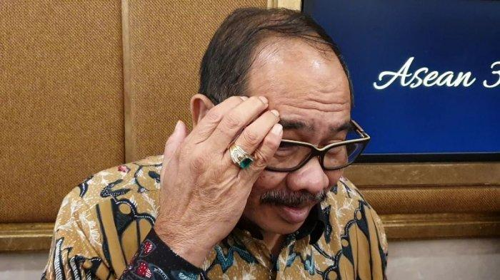 BREAKING NEWS: Kepala PPATK Kiagus Ahmad Badaruddin Tutup Usia di RS Persahabatan