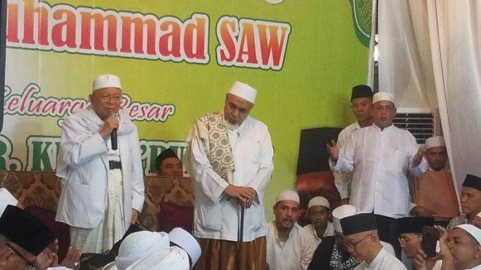 Saat Kiai Ma'ruf Klarifikasi Soal 'Tuli dan Budek' di Acara Maulid Nabi