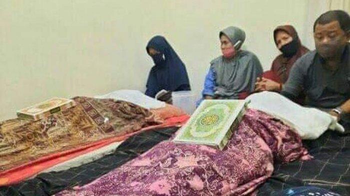 Kiai NU Bantaeng Meninggal 1 Jam setelah Tuntun Istri Ucap Syahadat saat Sakaratul Maut