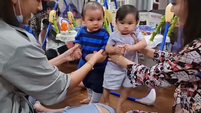 Kiano main ke rumah Raffi Ahmad, bertemu Zunaira putri Syahnaz