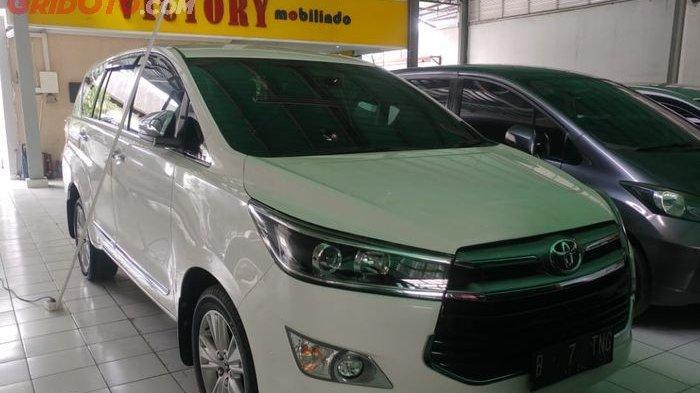 Ini Dia Harga Pasaran Toyota Kijang Innova Reborn Diesel Seken Di Bekasi Tribunnews Com Mobile
