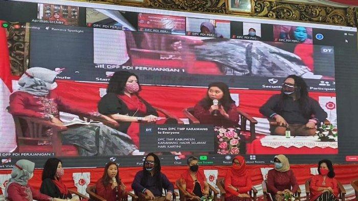 Ingatkan Perjuangan Kartini, Kiky Saputri Minta Perempuan Muda Tidak Takut Bermimpi