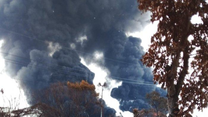 Penjelasan Resmi Pertamina Ihwal Kebakaran di Kilang Cilacap