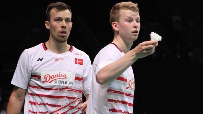 Duo Lawak Denmark Tatap All England 2021 Berbekal Gelar Juara Swiss Open 2021