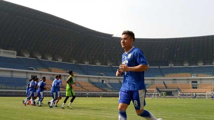 Tanggapan Gelandang Persib Bandung soal Jadwal Liga 1 2020, Kim Jeffrey: Sebenarnya Sedikit Berat