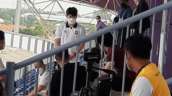 Kim Jin sung Langsung Jadi Starter Saat Madura United Kontra PSM Makassar