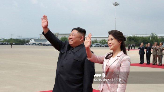 Kim Jong Un Puji Keberhasilan Korea Utara Melawan Wabah Covid-19