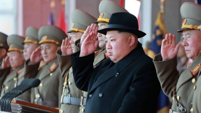Hilang di Tengah Wabah Corona dan Isu Penembakan Pejabat Korea Utara, Kim Jong Un Akhirnya Muncul