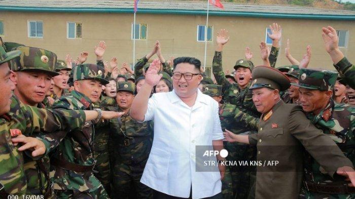 Tentara Korea Utara Diizinkan Cuti 20 Hari Asalkan Bisa Membawa 300 Kilogram Makanan