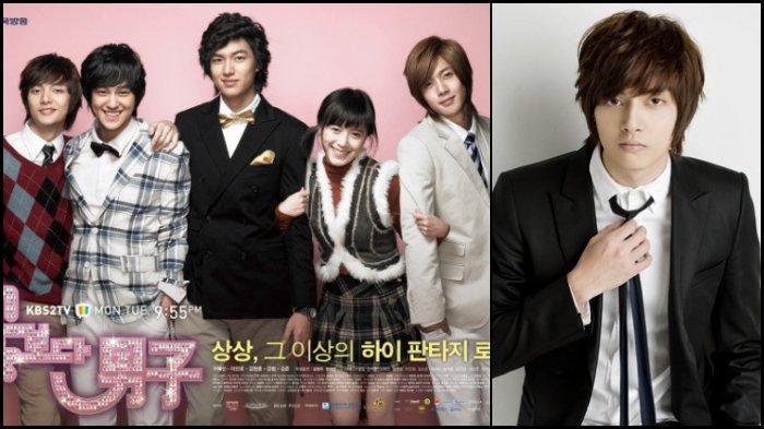 Anggota F4 'Boys Over Flowers' Kim Joon Ternyata Sudah Menikah 3 Tahun Lalu, Begini Pengakuannya