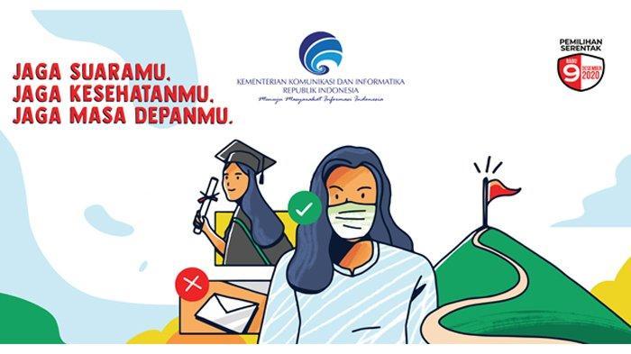 "Mengenal ""KIM"", Mitra Kominfo Sosialisasikan Pemilihan Serentak 2020"