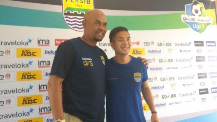 Persija Jakarta vs Persib Bandung: Main Dimana saja Persib Bandung Siap kata Herrie Setyawan