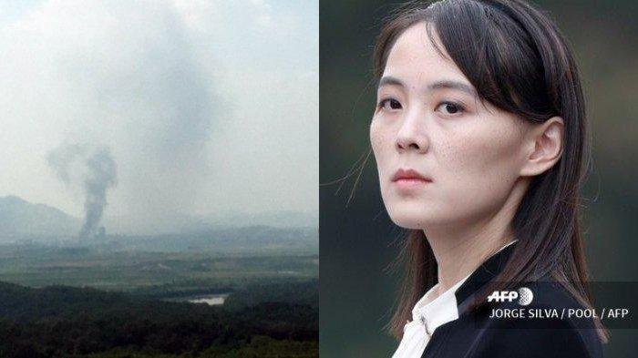 12 Juta Selebaran Kemarahan Korea Utara Bakal ''Bombardir'' Korea Selatan