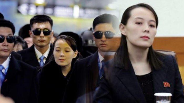 Kim Yo Jong, saudari Kim Jong Un