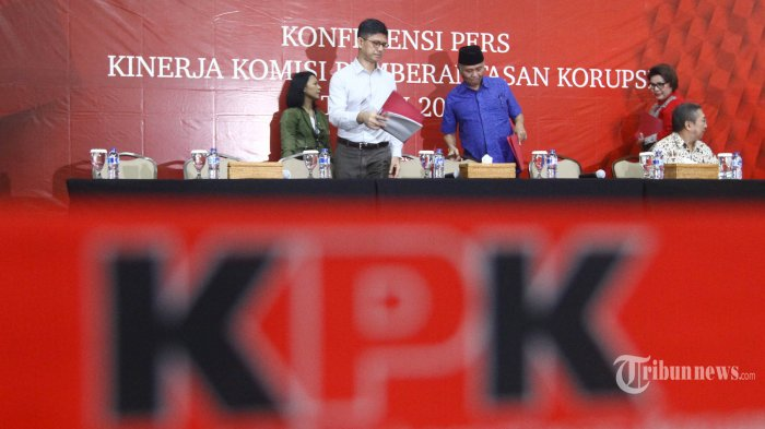 KPK Hibahkan Barang Rampasan Senilai Rp 88,6 miliar