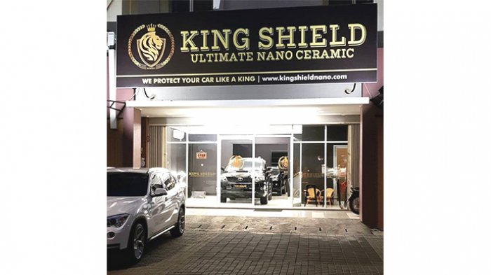 Berminat Usaha Salon Mobil? King Shield Buka Kesempatan untuk Bermitra