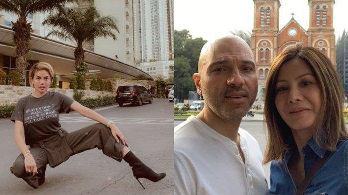 Kini Nikita Mirzani berseteru dengan Sajad Ukra dan istri, Medina Moesa.