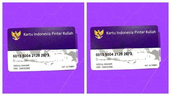 Ini Jadwal Pendaftaran Kartu Indonesia Pintar Kuliah 2020 Akses Di Link Kip Kuliah Kemdikbud Go Id Tribunnews Com Mobile