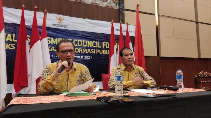 Indonesia Masuk Kategori 'Sedang' dari Sisi Keterbukaan Informasi Publik