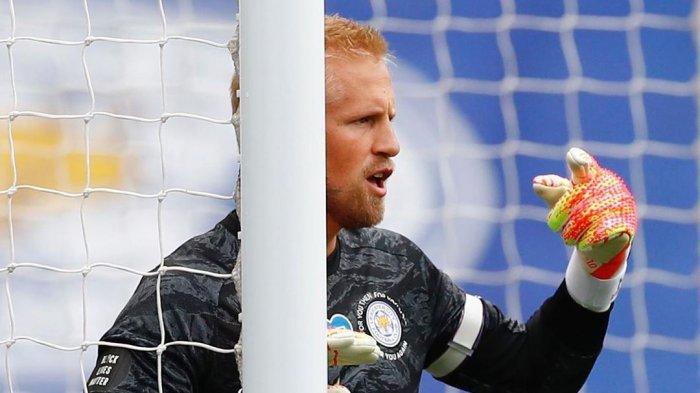 Leicester City Ciptakan Malam Keajaiban Menangkan Piala FA, Schmeichel Bak Pahlawan Tersembunyi
