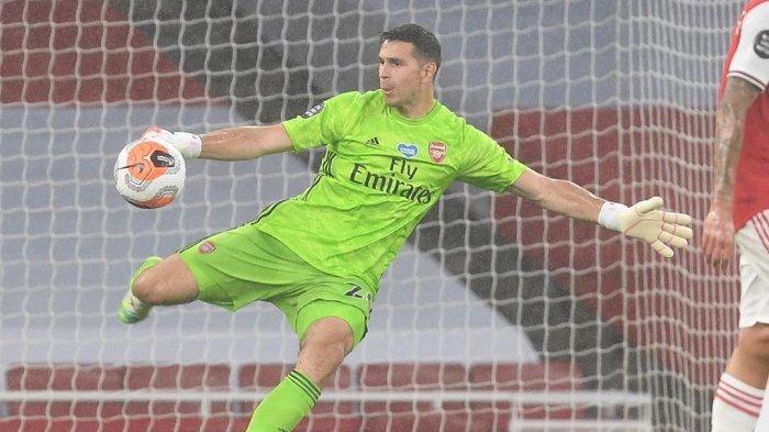 Kiper Arsenal berdarah Argentina, Emiliano Martinez