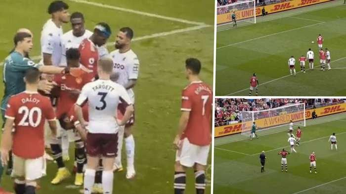 Kabar Man United, Emiliano Martinez Tantang Ronaldo, Menari di Depan Fans MU Seusai Bruno Gagal