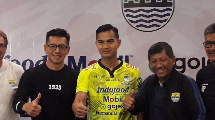 Penjaga Gawang Persib Bandung Ambil Sisi Positif Penundaan Liga 1