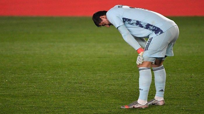 Hasil Liga Spanyol, Real Madrid Dipecundangi Alaves, Blunder Courtois Warnai Kekalahan El Real