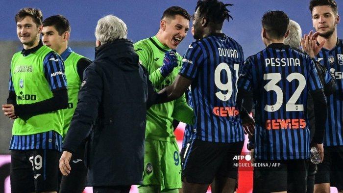 JADWAL Liga Champions Atalanta vs Real Madrid - Kepercayaan Diri, Modal La Dea Hadapi Los Blancos