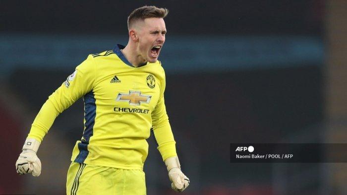 PROFIL Dean Henderson, Kiper Masa Depan Manchester United, Masalah Blunder jadi Ujian Mental