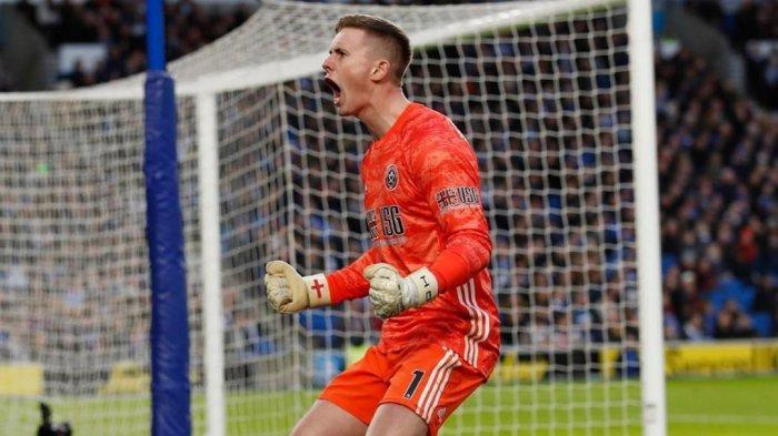 Kiper Sheffield United, Dean Henderson