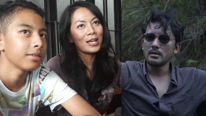Keenan Avalokita Kirana, Putra Dewi Lestari Ogah Cuci Tangan Setelah Bersalaman dengan Rio Dewanto