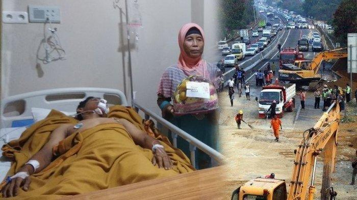 Cerita Korban Selamat Kecelakaan Tol Cipularang, Dedi Sempat Bangunkan Temannya Tapi Tidak Bergerak