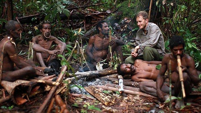 Ternyata Masih Ada Suku di Pedalaman Papua yang MakanOtakManusiaSebagaiMakanannya