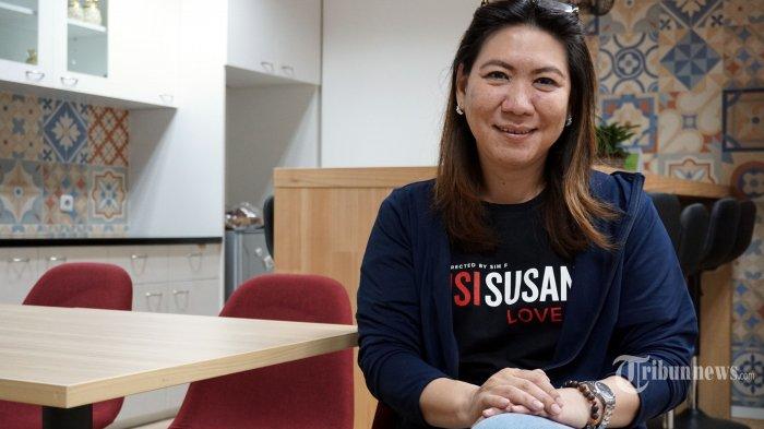 Susy Susanti Berharap di Usia ke-69 Tahun PBSI Bisa Terus Membuahkan Prestasi Untuk Indonesia.
