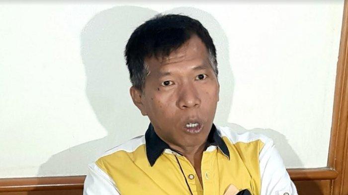 Kiwil ditemui di Pengadilan Agama Jakarta Selatan, Rabu (20/1/2021).