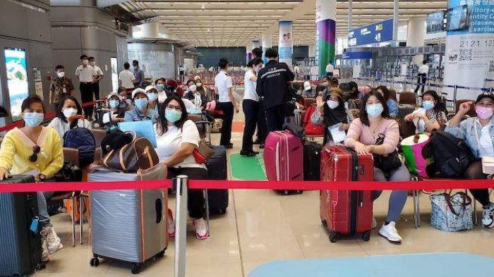 KJRI Hong Kong Repatriasi 61 WNI dari Makau