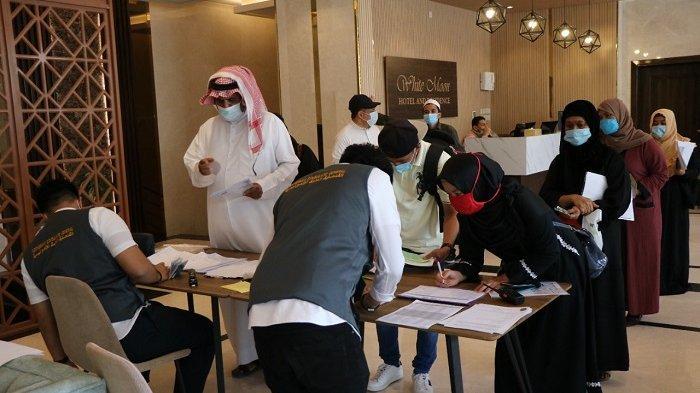 Buka Layanan WNI di Kota Tabuk, KJRI Jeddah Terima Banyak Aduan Soal Gaji