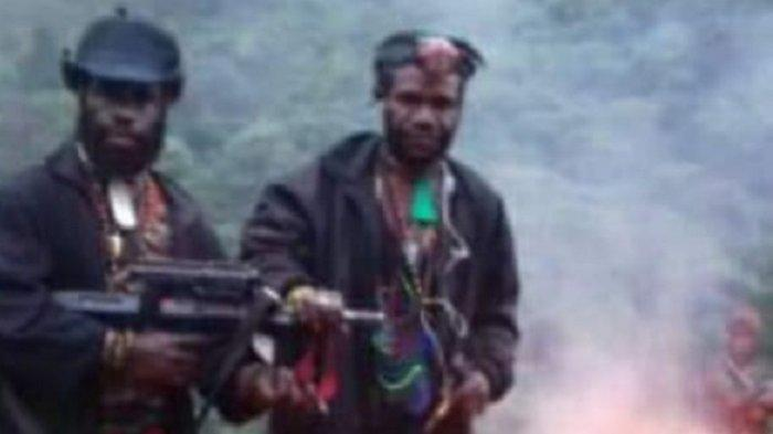 Satgas Nemangkawi Tangkap Buronan KKB Miron Tabuni di Mimika Papua