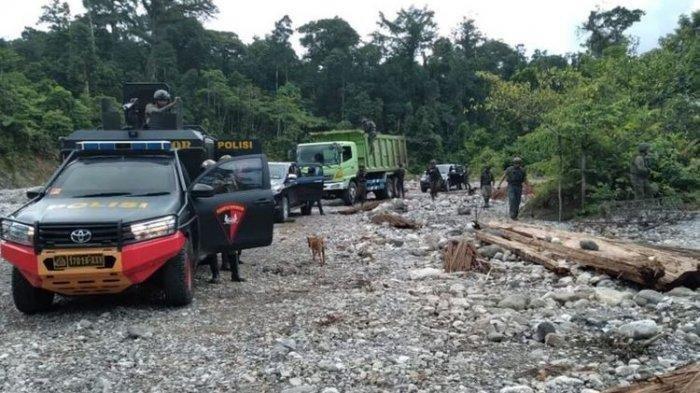 Kepala Distrik Penyandang Dana KKB di Yahukimo, Satgas Nemangkawi Ungkap Peran 3 Tersangka Lainnya