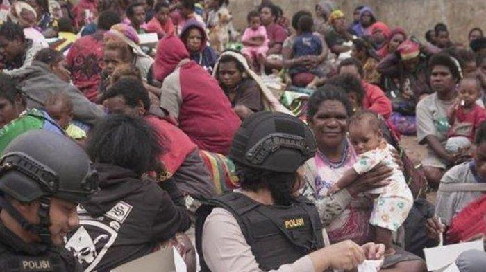 Warga di Tembagapura Sempat Ditodong Senjata, KKB Paksa Menyerahkan Makanan