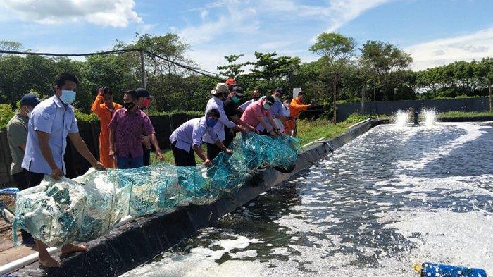 Tinjau UPT Perikanan Budidaya di Takalar di Masa Reses, Komisi IV DPR RI Dukung Program dengan KKP