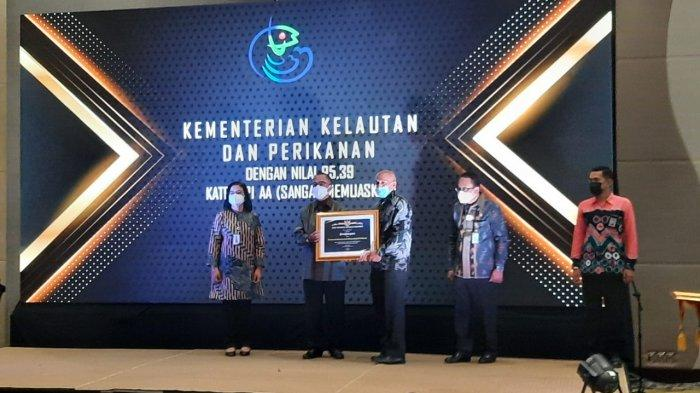 Sabet Anugerah Kearsipan ANRI, KKP Komitmen Kelola Arsip Digital Strategis Negara