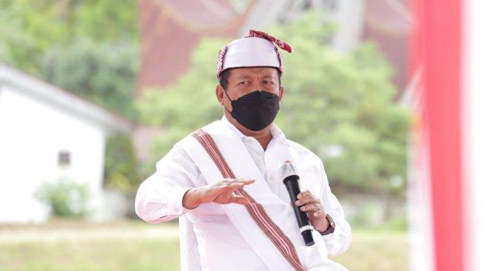 Menteri Trenggono Dorong Pengembangan Perikanan Budidaya di Kawasan Pegunungan Toraja Utara