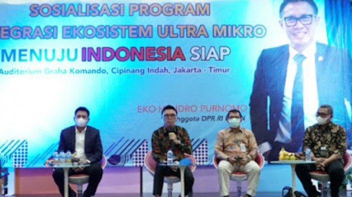 Legislator PAN: Kementerian BUMN Harus Berikan Perhatian Serius kepada Pengusaha Ultra  Mikro